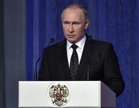 Điện Kremlin: Hầu hết các kênh đối thoại Nga-Mỹ đã đóng băng