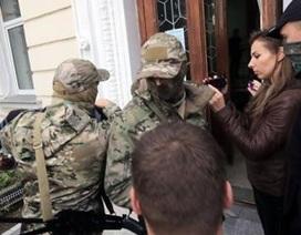 Công bố bằng chứng bắt đặc nhiệm Ukraine định nổ tung Sevastopol