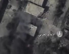 Nga dội mưa bom sau khi vòng vây ở Aleppo bị xuyên thủng