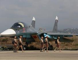 Nga quyết tâm dội bom dữ dội tại Syria?
