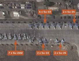 Nga thừa nhận phải đưa tiêm kích hạm lên bờ