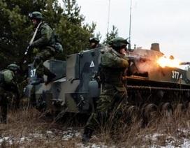 Nga trang bị xe bọc thép chở quân tối tân cho lính Đổ bộ Đường không
