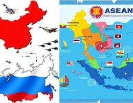 Nga-ASEAN gỡ nút thắt Trung Quốc trong quan hệ như thế nào?