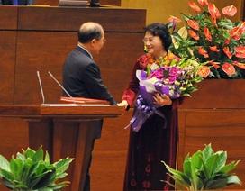 Đại biểu kỳ vọng sự đột phá của tân Chủ tịch Quốc hội Nguyễn Thị Kim Ngân