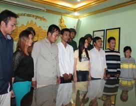 Nghi can Việt trong vụ nổ ở Phnom Penh: Thù cá nhân