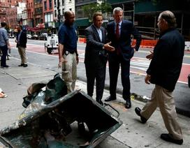 Nhận dạng nghi phạm đánh bom rúng động New York