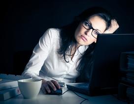 Những hậu quả khó lường vì ngủ muộn