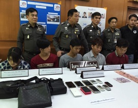 Đề nghị Thái Lan đối xử nhân đạo với 5 người Việt bị bắt