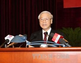 Toàn văn nghị quyết Hội nghị 4 Ban chấp hành Trung ương Đảng