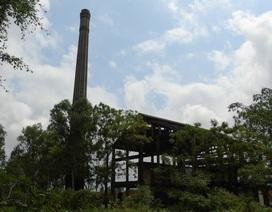 Nhà máy kẽm 100 tuổi: Bảo tồn hay phá dỡ?