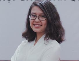 Cô gái 9X Sài Gòn xinh xắn, đam mê truyền thông