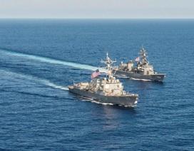 """Nhật Bản thách thức """"giới hạn đỏ"""" của Trung Quốc ở Biển Đông"""