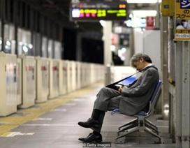 Nhật Bản đau đầu với tình trạng chết do công việc - karoshi