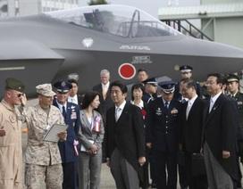 Nhật Bản thần tốc trang bị tiêm kích F-35 cùng đồng minh