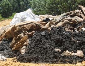 Bộ Công an vào cuộc điều tra vụ chôn chất thải Formosa