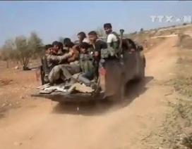 Xuất hiện nhóm phiến quân khủng bố mới tại Syria