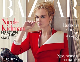 Nicole Kidman nghẹn ngào khi nhắc đến hai con gái