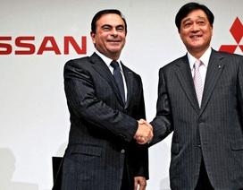 Renault - Nissan ôm mộng lớn sau thương vụ thâu tóm Mitsubishi
