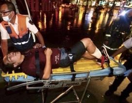 Xác định danh tính người Việt bị thương trong vụ nổ tàu ở Đài Loan