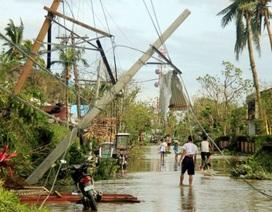 Philippines: Bão đánh chìm tàu, 18 người mất tích