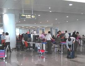 Phát hiện hành khách nước ngoài mang súng vào sân bay Nội Bài