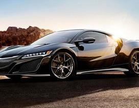 Acura NSX sẽ là xe đắt nhất sản xuất tại Mỹ