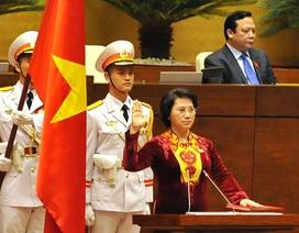 Tiểu sử tân Chủ tịch Quốc hội Nguyễn Thị Kim Ngân