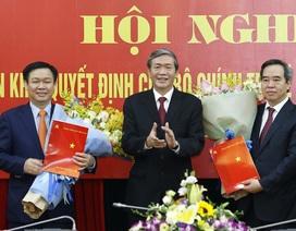 Ông Nguyễn Văn Bình giữ chức Trưởng ban Kinh tế Trung ương