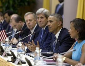 Nữ cố vấn luôn đi cùng Tổng thống Obama trong chuyến thăm Việt Nam