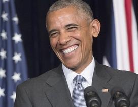 Tỷ lệ ủng hộ Tổng thống Obama tăng vọt những tháng cuối nhiệm kỳ