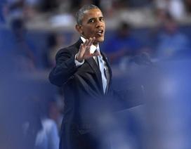Tổng thống Obama: Sự hùng mạnh của Mỹ không phụ thuộc vào Donald Trump
