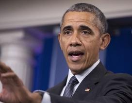 """Ông Obama tiết lộ """"sai lầm tệ hại nhất"""" khi làm tổng thống"""