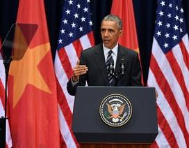 Tổng thống Obama: Nền kinh tế tri thức sẽ đổ vào quốc gia đầu tư và ưu tiên cho giáo dục
