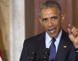 Tổng thống Obama công kích tỷ phú Trump mạnh nhất từ trước tới nay