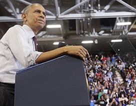 Tổng thống Obama cảnh báo ông Trump sắp chiến thắng