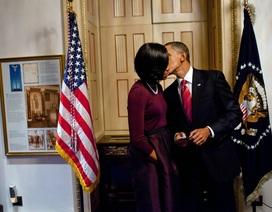 Những phút lãng mạn của cặp đôi quyền lực nhất nước Mỹ