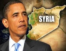 Sự can thiệp của Mỹ ở Syria sẽ còn tồi tệ hơn ở Libya?