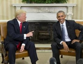 Ông Trump ngạc nhiên khi biết công việc của một tổng thống