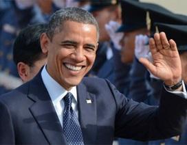 Trắc nghiệm vui về Tổng thống Obama