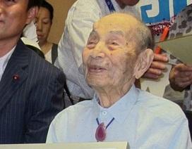 Người đàn ông già nhất thế giới đã qua đời ở tuổi 112 tại Nhật