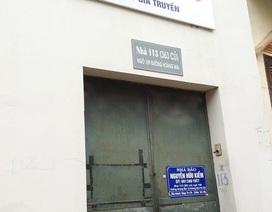Ðóng cửa một cơ sở chữa ung thư bằng Ðông y