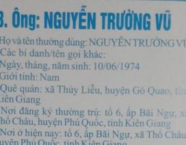 Bí thư xã bị hủy tư cách đại biểu vì ứng cử HĐND cả 3 cấp