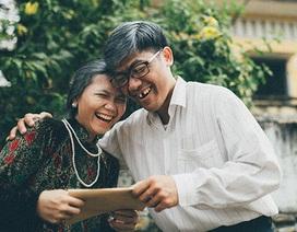 """""""Tình yêu thời ông bà ta"""" hài hước, xúc động qua ảnh của cặp đôi 9x"""