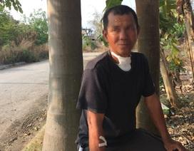 Nghi án lái xe ôm bị cướp cắt cổ giữa ban ngày ở cửa ngõ Sài Gòn