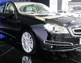 Công ty Trung Quốc làm xe dựa trên Mercedes E-Class đời cũ