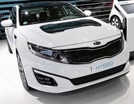 Kia có thể phải từ bỏ dự án động cơ hybrid diesel-điện