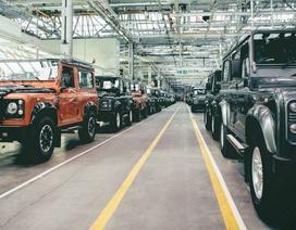 """Vua offroad"" Land Rover Defender có thể sẽ trở lại"