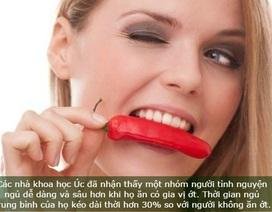Những công dụng ít biết từ trái ớt khiến bạn bất ngờ
