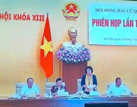 Hôm nay biểu quyết xem xét tư cách đại biểu Quốc hội với ông Trịnh Xuân Thanh