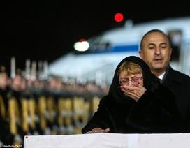 Phu nhân Đại sứ Nga kể khoảnh khắc chứng kiến chồng bị bắn
